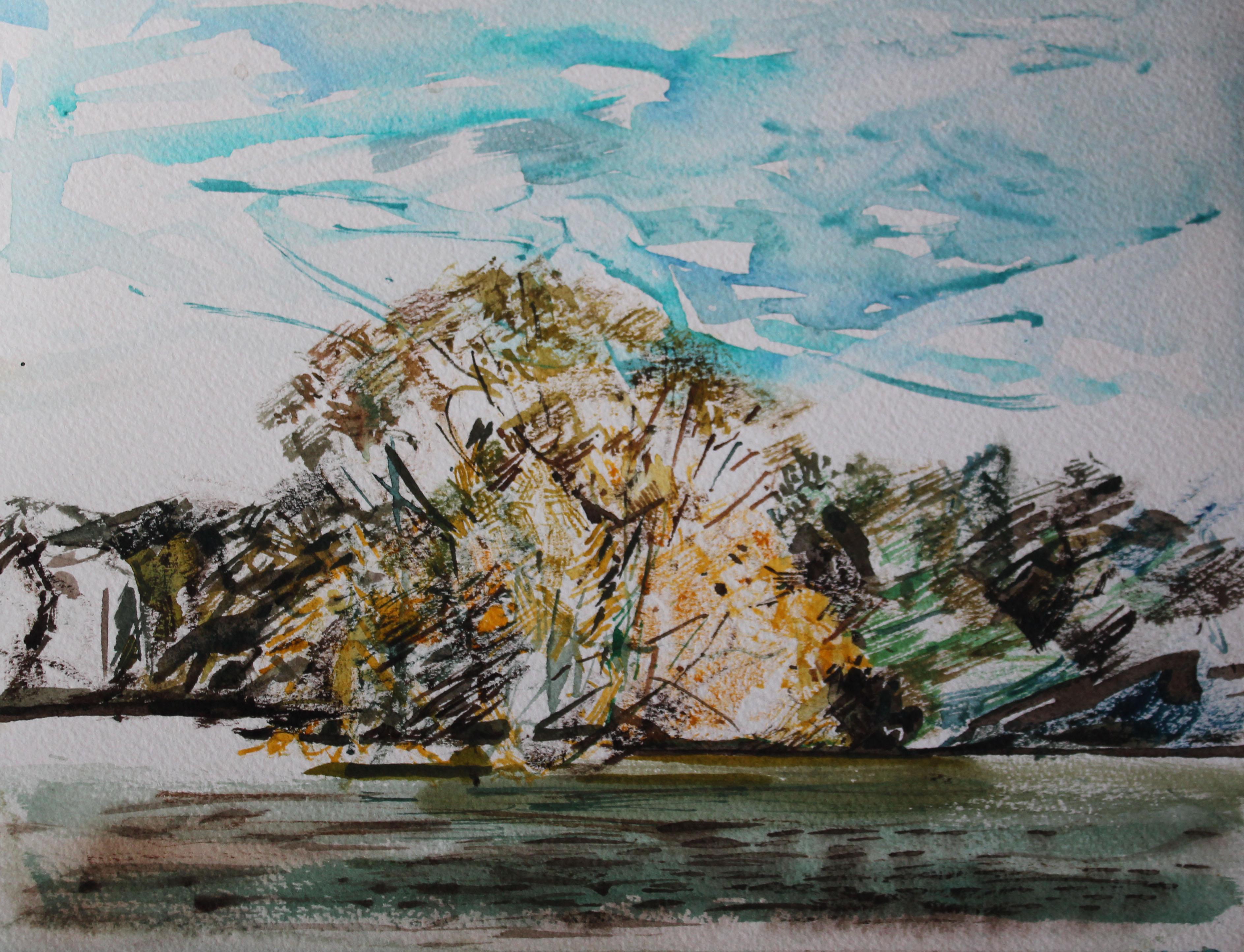 Stephen Kirin West Stow Lake